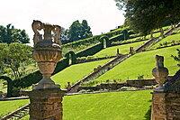 The Bardini Garden, Florence (Firenze), Tuscany, Italy, Europe