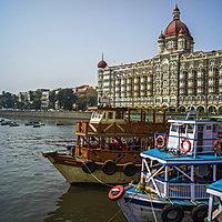Taj Mahal Hotel, Mumbai, Maharashtra, India