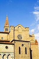 Church of Santa Maria Novella, Florence, UNESCO World Heritage Site, Tuscany, Italy, Europe