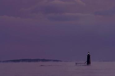 Portland Harbor Lighthouse
