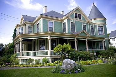 The Limerock Inn bed and breakfast in Rockland, Maine.