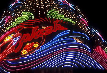 Light in Las Vegas, Nevada