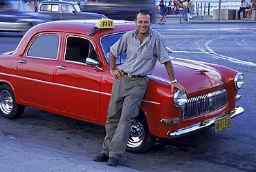 1953 Ford Consul, Havana