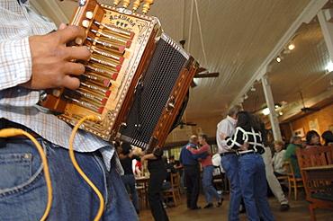 Cajun and Zydeco music
