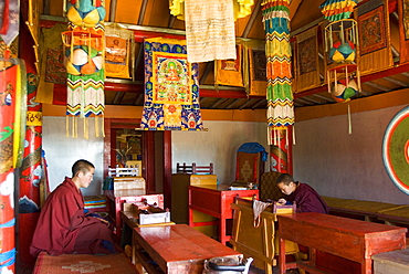 Tuvkhun Monastery, Mongolia