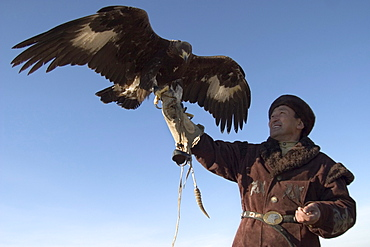 Hunting with Eagles in Kazakhstan
