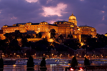 Budapest, capital of Hungary, is situated on both banks of the Danube which runs South to North through the city.