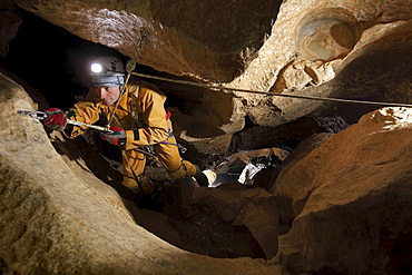The Underworld - Photographs from a very famous European cave called The Gouffre Berger, in France
