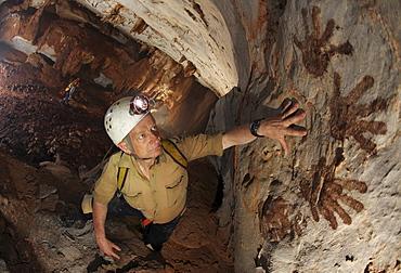 The giant caves of Mulu National Park, Sarawak, Borneo, Malaysia