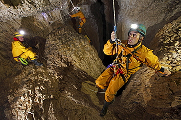 The Underworld - Photographs from caves all over the world