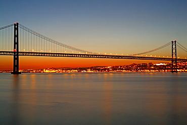 Bridge On April 25