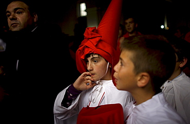 Carmona Easter Holy Week Andalusia Spain