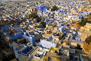 Jodhpur Cityscape, Rajasthan, India