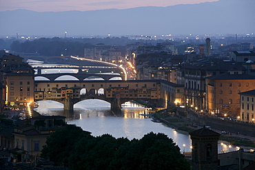 Florence Scenics in Firenze, Toscana, Italy.
