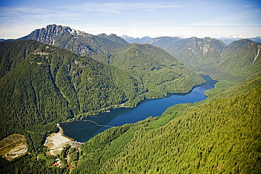 Seymour Watershed, Vancouver, British Columbia, Canada