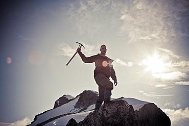 Grainger Peak, Canada