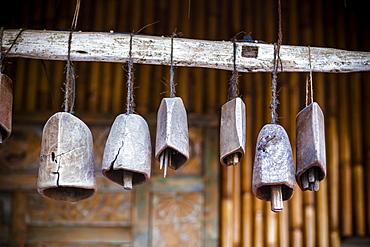 Bells / Colorful ceramic bells.