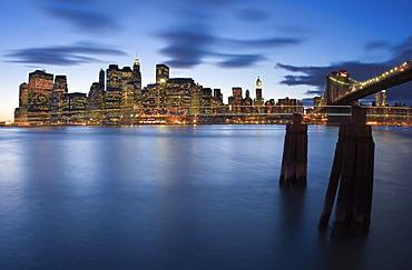 New York skyline at dusk. Photo by Thomas Kranzle, United States of America