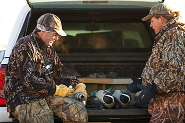 Brad Jackson and Corey Funk discuss hunting Carson City, NV, United States of America