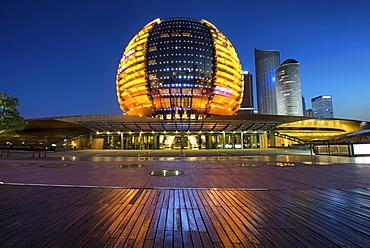 Conference Center Hangzhou (Qianjiang New Town, New CBD)