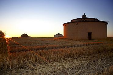 Dovecote In Otero De Sariegos, Zamora Province, Castilla Leon, Spain