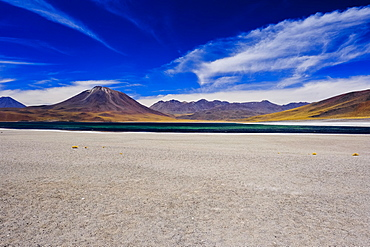 Laguna Miscanti in Atacama Desert, Chile