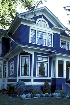 Victorian-era home in Boise, Idaho