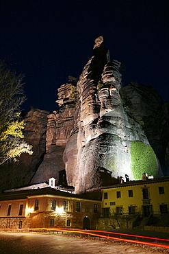 The shrine of the Virgen de la Hoz. Molina de Aragón. Alto Tajo Natural Park. Guadalajara. Spain