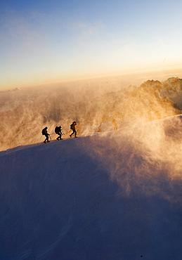 Mont Blanc ascension - Mont Blanc, France