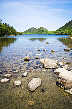 Jordan Pond, Acadia National Park, Maine