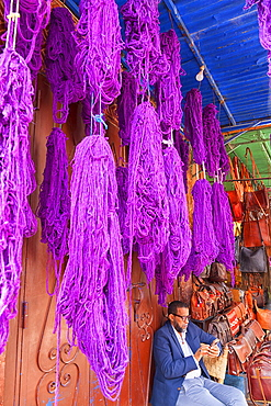 Market At Rahba Qedima, Marrakech, Morocco