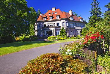 Pittock Mansion; Portland Oregon United States Of America