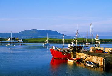Co Sligo, Fishing Trawler, Rosses Point, Ireland