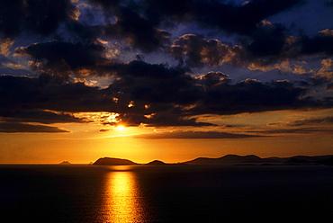 Blasket Islands, Dingle Peninsula, County Kerry, Ireland