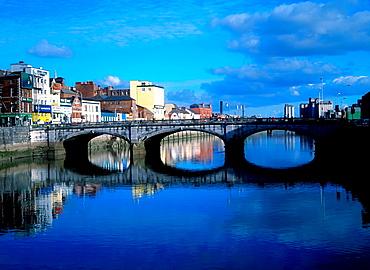 River Lee, Cork City, Co Cork, Ireland