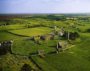 Clonmacnoise, Co Offaly, Ireland