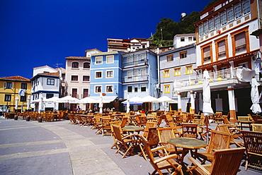 Town Of Cudillero, Costa Verde, Spain