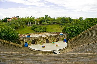 Amphitheater At Altos De Chavon, La Romana, Dominican Republic