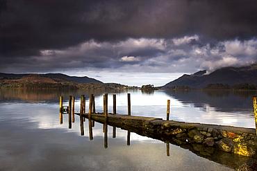 Lake Derwent, Cumbria, England