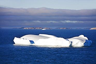 Iceberg, Nanortalik, Qoornoq, Kitaa, Greenland