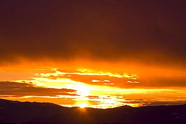 Sunrise, Oregon, United States Of America