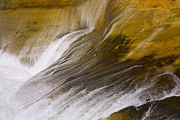 Waves Crashing, Cape Kiwanda, Oregon, Usa