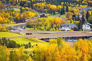 Autumn, Edmonton, Alberta, Canada