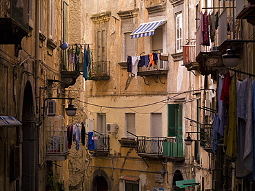 Apartments, Naples, Italy