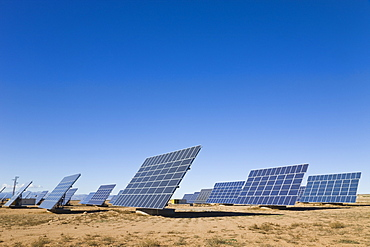 La Calahorra, Granada, Spain, Solar Panels