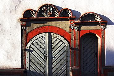 Entrance To An Old Castle, Koblenz, Rheinland Pfalz, Germany