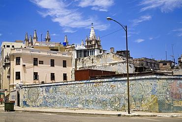 Old Buildings, Havana, Cuba