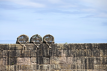 Lobster Traps, Northumberland, England