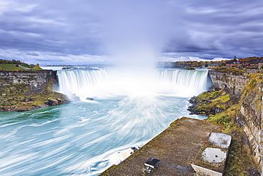 Horseshoe falls, Niagara falls ontario canada