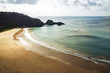 Views of praia sancho, Fernando de noronha pernambuco brazil